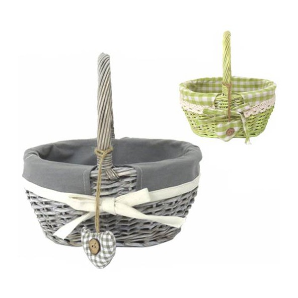 panier enfant osier et tissu la vannerie d 39 aujourd 39 hui. Black Bedroom Furniture Sets. Home Design Ideas