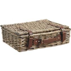 valise en osier vieilli. Black Bedroom Furniture Sets. Home Design Ideas