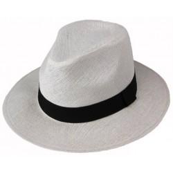 beau lustre comment commander baskets Chapeau Panama Blanc Cassé - La Vannerie d'aujourd'hui
