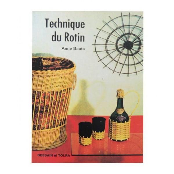 Livre technique du rotin la vannerie d 39 aujourd 39 hui for Le rotin d aujourd hui