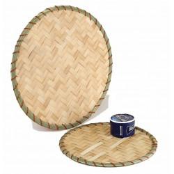 Set de table bambou tour renforcé D30cm