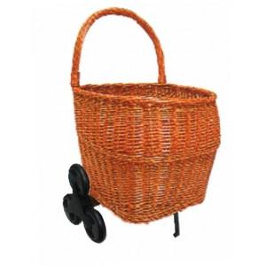 chariot bois bomb 6 roues la vannerie d 39 aujourd 39 hui. Black Bedroom Furniture Sets. Home Design Ideas