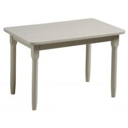 La Vannerie d'Aujourd'hui - Table pour enfant en hêtre, laquée gris