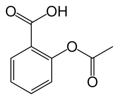 Acide Salicylique - Aspirine