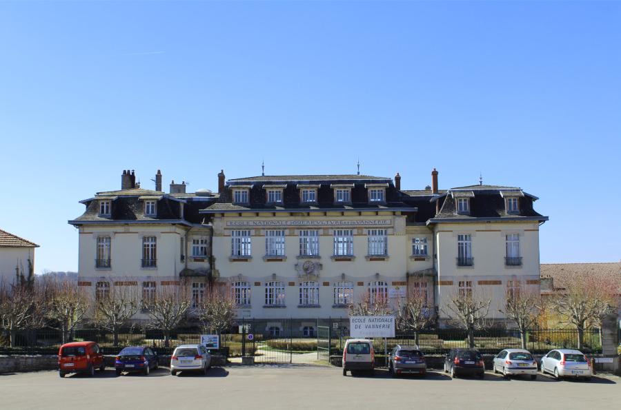 Fayl Billot - L'Ecole Nationale d'Osiericulture et de Vannerie