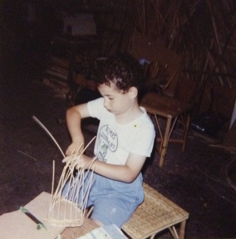 Romain à 5 ans et demi