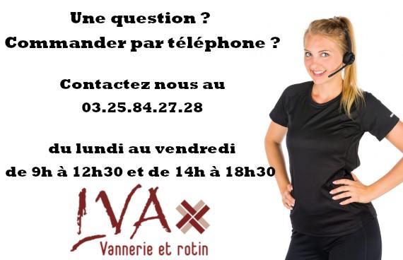 La Vannerie d'Aujourd'hui - Contact Clients
