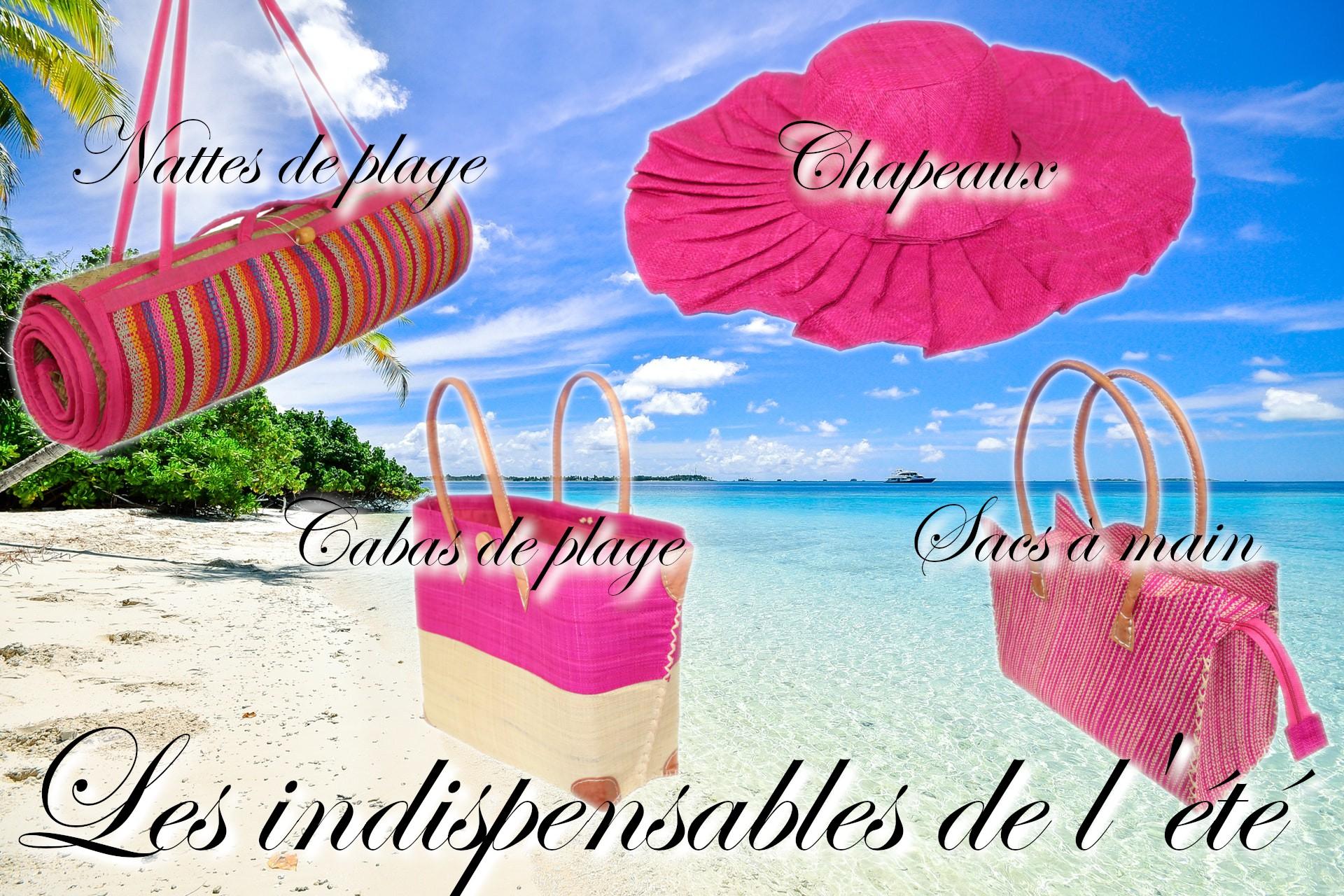 La Vannerie d'Aujourd'hui - Sacs, Cabas, Chapeaux, Nattes de plage